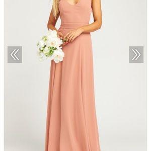 Brides Maid Dress. Show Me Your Mumu. Jen Maxi.